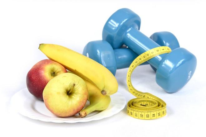 Per perdere peso devi avere dieta equilibrata e fare attività fisica