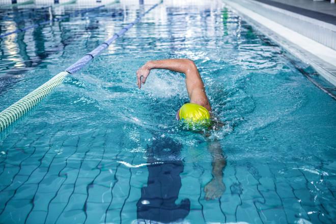 Il nuoto è un ottimo sport per dimagrire